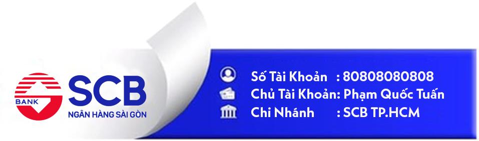 SCB Bank đổi số trúng - vé số Tấn Tài